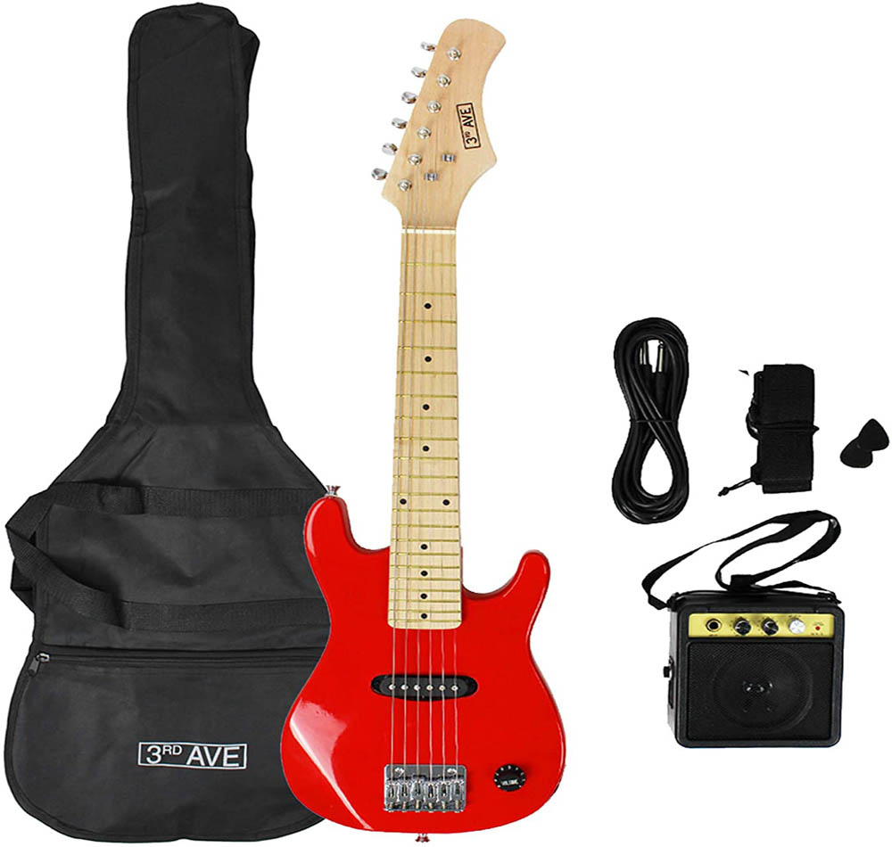 Guitarra para niños 3rd Avenue STX30RDPK