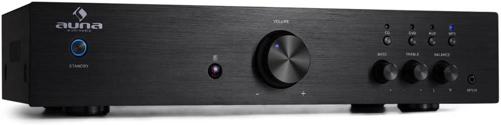 Amplificador de sonido Auna AV2-CD508
