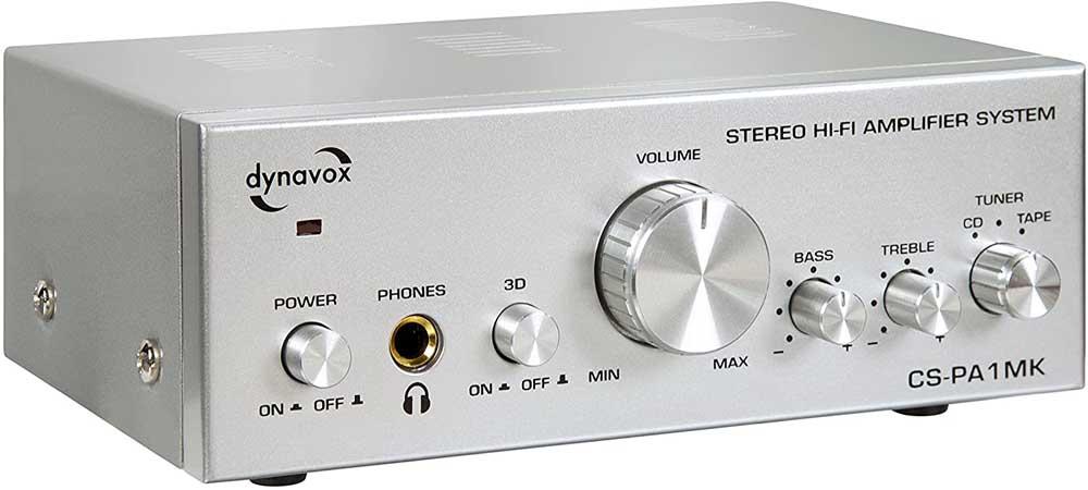 Amplificador de sonido Dynavox CS-PA1