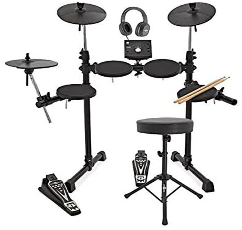 Batería electrónica para niños Gear4music Digital Drums 400
