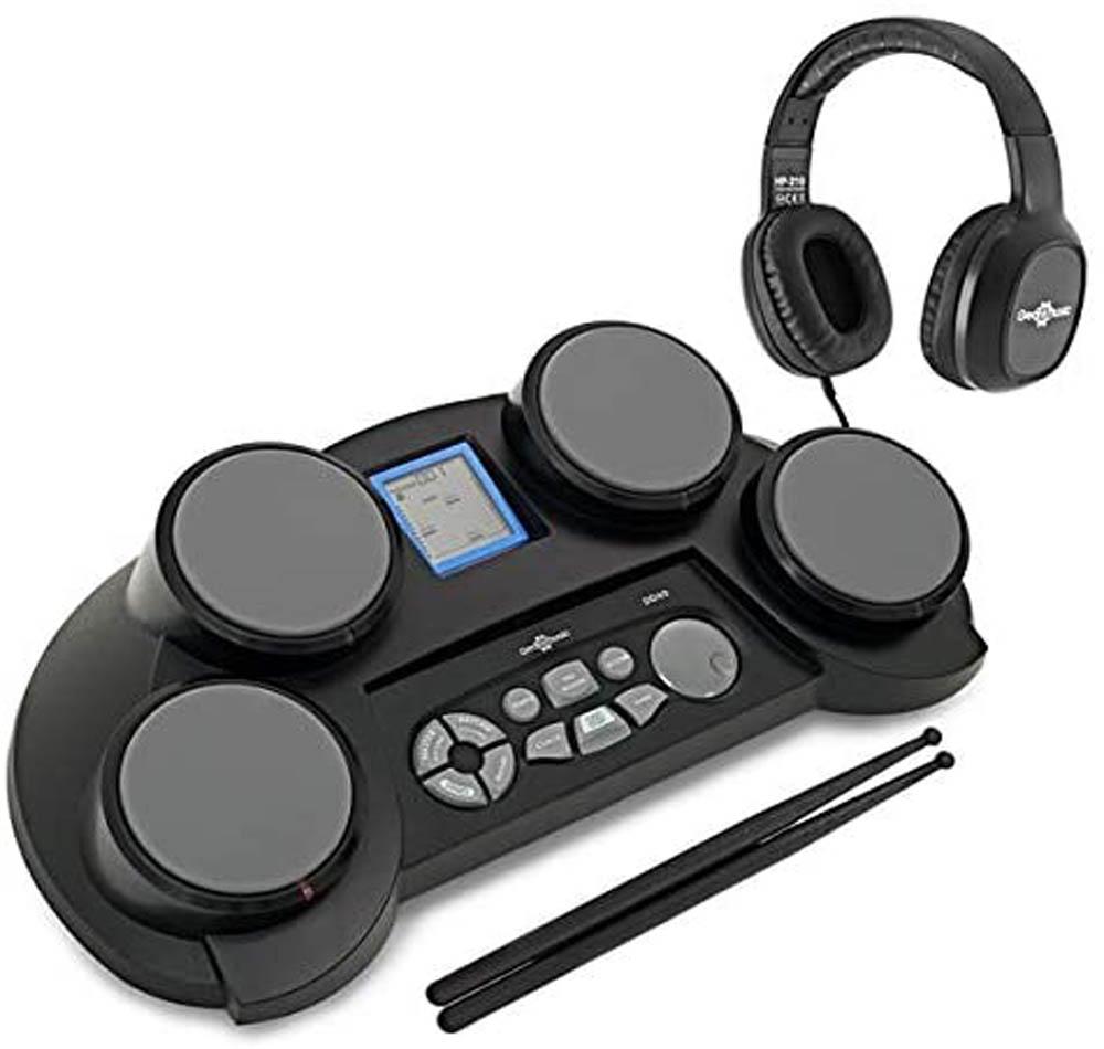 Batería electrónica para niños Gear4music Set Pads DD40