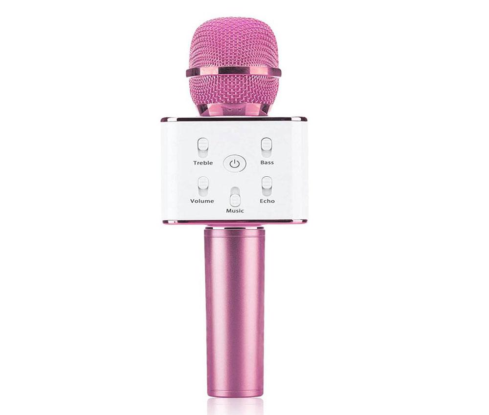 Micrófono con Bluetooth JTD Q7