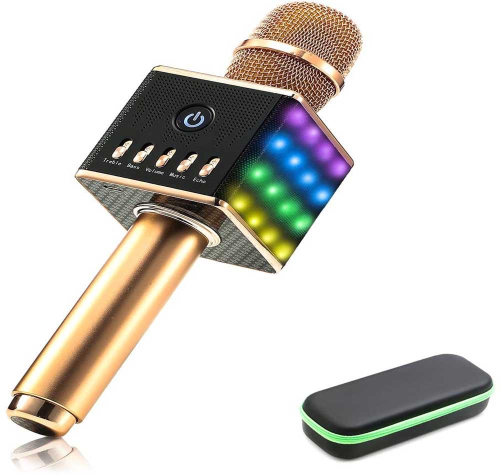 Micrófono con Bluetooth NASUM