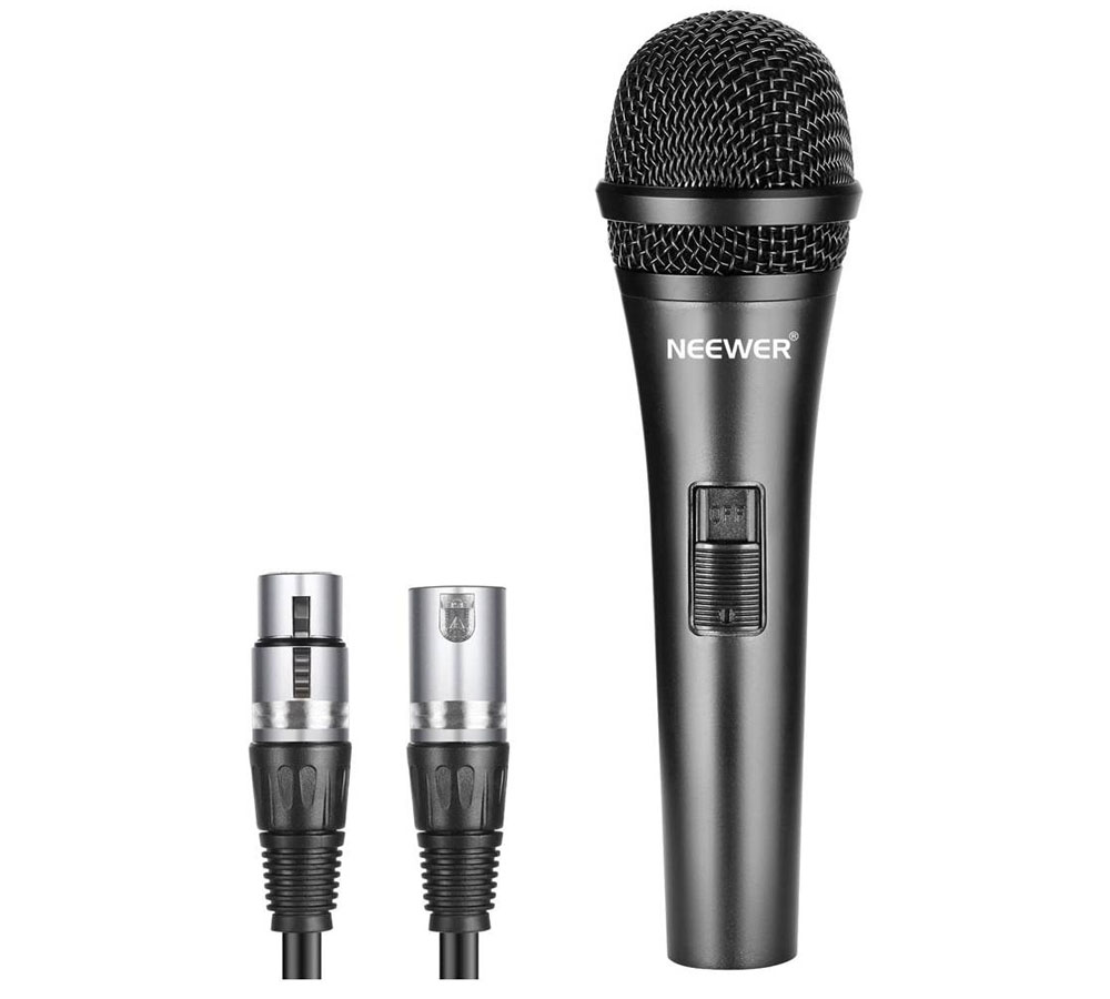 Micrófono dinámico Neewer NW-040