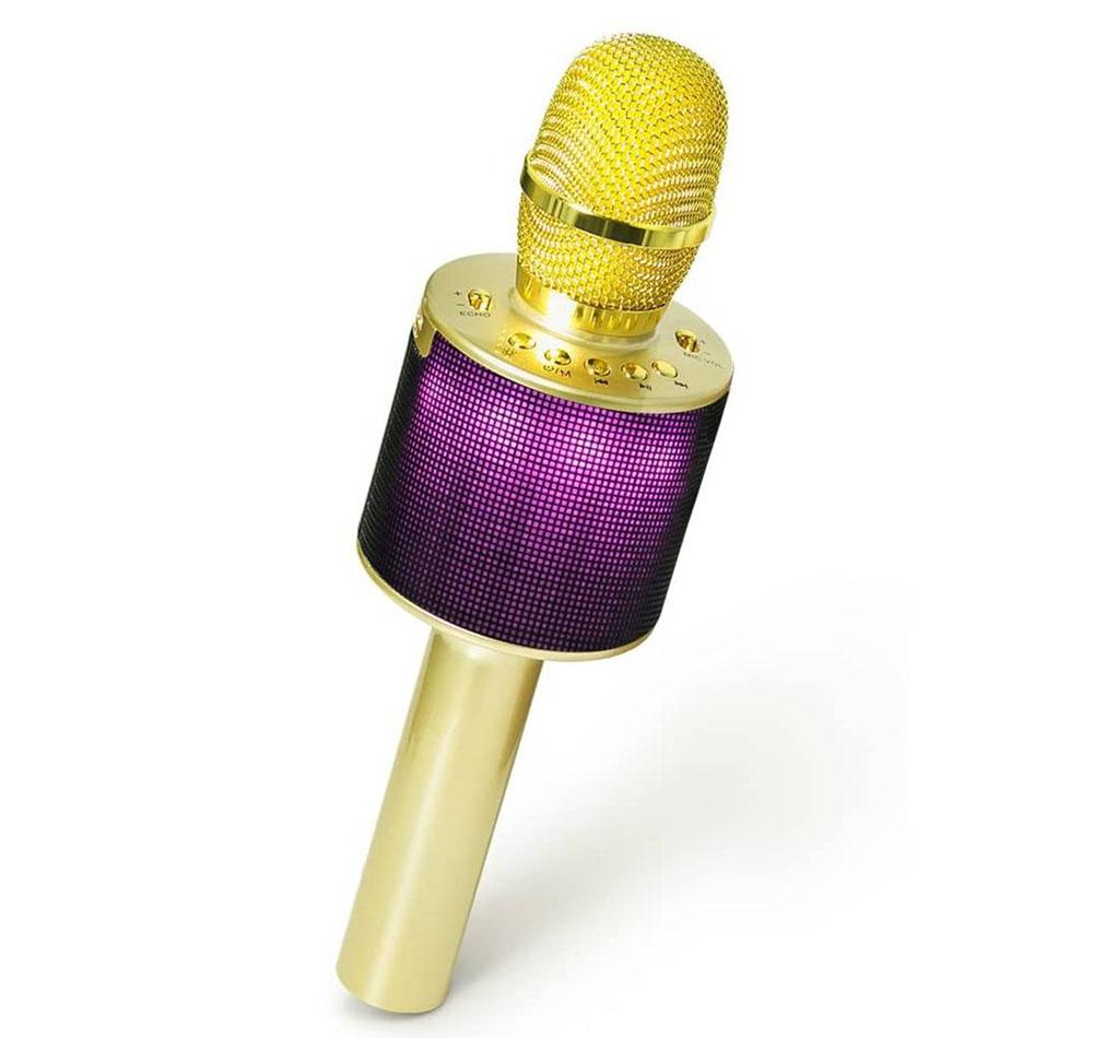 Micrófono con Bluetooth Nubeter Champagne Gold