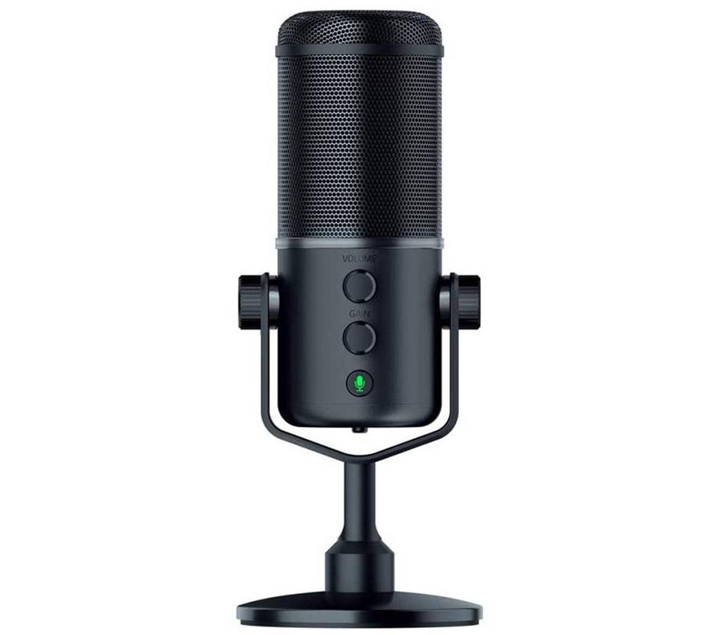 Micrófono dinámico Razer Seirēn Elite