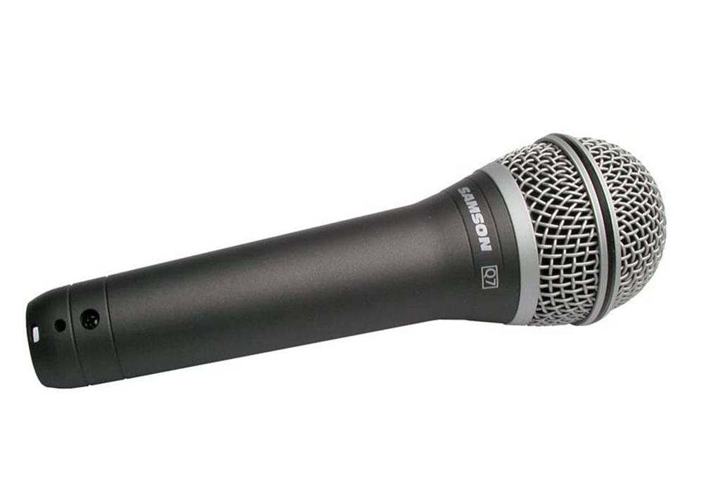 Micrófono dinámico Samson SAQ7