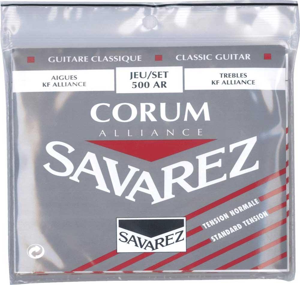 Cuerdas de guitarra Savarez 656077