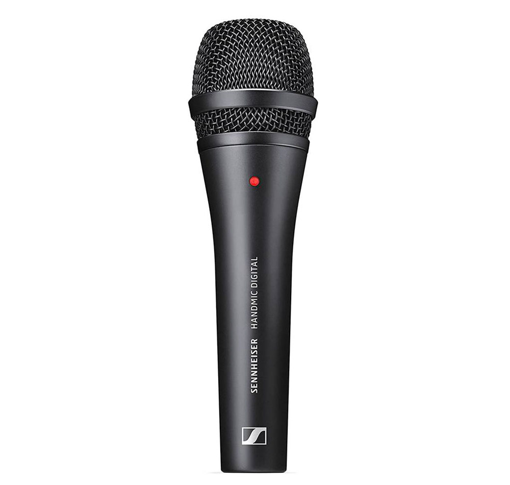 Micrófono dinámico Sennheiser HandMic