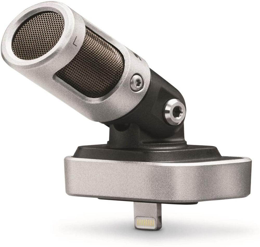 Micrófono para cantar Shure MV88/A
