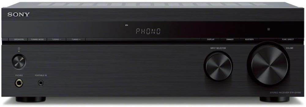 Amplificador de sonido Sony STR-DH190