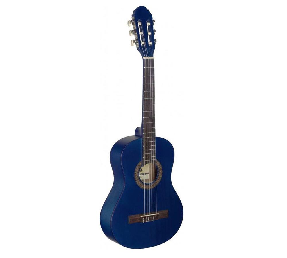 Guitarra para niños Stagg C410 M Blue