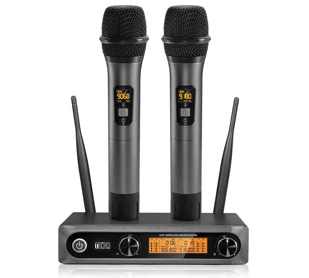 Micrófono para karaoke TONOR TW820