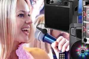 Los 10 mejores altavoces para karaoke