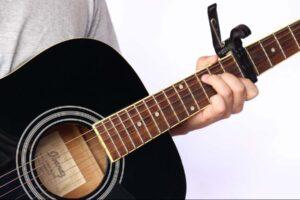 Las 10 mejores cejillas para guitarras