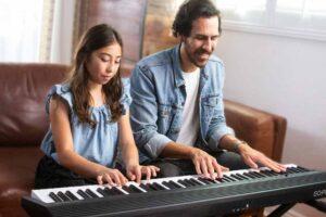 Los 10 mejores pianos digitales