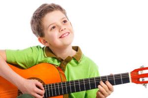 Las 10 mejores guitarras para niños